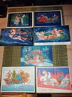 Отдается в дар открытки художник Андрианов