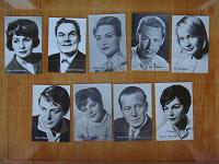 Отдается в дар Фото советских актеров