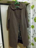 Отдается в дар Новое пальто кашемировое 52 размер