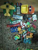 Отдается в дар Много разных игрушек.