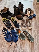 Отдается в дар Обувь для мальчика 27-30 размера