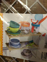 Отдается в дар Пол-очка для сушки посуды