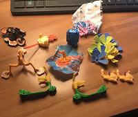Отдается в дар Сборные игрушки