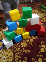 Отдается в дар Кубики