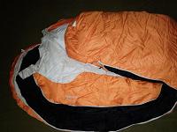 Отдается в дар Спальный мешок