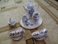 Отдается в дар Чайный сервиз, красивый.