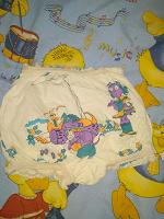 Отдается в дар Детские трусики на Памперс (подгузник)под платье