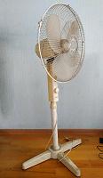 Отдается в дар вентилятор напольный Rubin