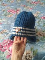 Отдается в дар Зимняя шапка на ребенка