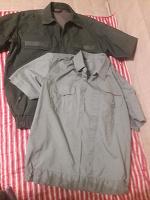 Отдается в дар Военная рубашка и летний китель