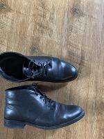 Отдается в дар Кожаные ботиночки 38 р