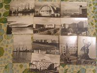 Отдается в дар Фото-открытки черно-белые, СССР