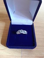 Отдается в дар Новое кольцо! Юбилейный дар :)