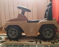 Отдается в дар Детская машинка-каталка