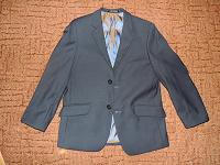 Отдается в дар Новый школьный пиджак рост 146