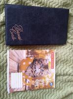 Отдается в дар Блокнот для визиток