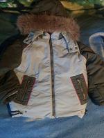 Отдается в дар Зимний комплект (полукомбенизон и куртка) для мальчика 5 лет