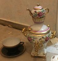 Отдается в дар Самовар декоративный керамический