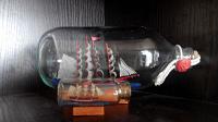 Отдается в дар Сувенир-Корабли в бутылке.
