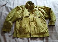 Отдается в дар Куртка на синтепоне 52
