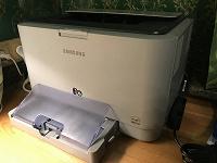 Отдается в дар Принтер лазерный Samsung CLP-310 цветной