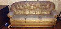 Отдается в дар диваны ( 3 шт) и кресло