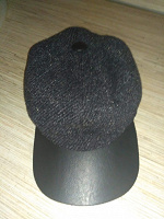 Отдается в дар Кепка зимняя с ушками на 54-56 см