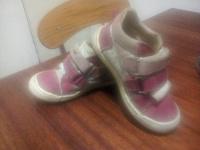 Отдается в дар Обувь осенняя для девочек