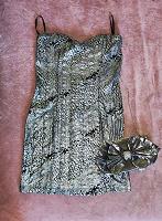 Отдается в дар Платье + сумочка