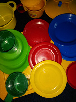 Отдается в дар Посуда детская