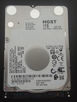 Отдается в дар Hitachi Z5K1 1TB(умер)