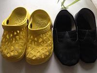 Отдается в дар Детская обувь 29-30 размера