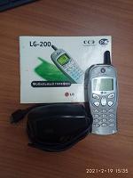 Отдается в дар Мобильный телефон LG-200