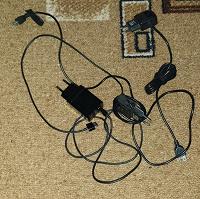 Отдается в дар Зарядные устройства