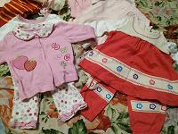 Отдается в дар Одежки для девочки рост 62-68 см