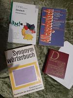Отдается в дар Книги немецкий (обновлено)