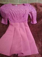 Отдается в дар Платье розовое,42.