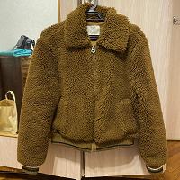 Отдается в дар Меховая курточка