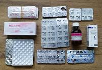 Отдается в дар Лекарства