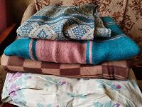 Отдается в дар Одеяла в приют для животных