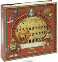 Отдается в дар Гладиаторы. Книга в форме древнеримского Колизея