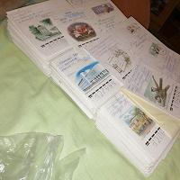 Отдается в дар Почтовые конверты