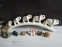 Отдается в дар Слоны разные