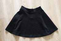 Отдается в дар Чёрная юбочка для девочки, 44 размер