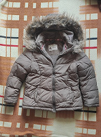 Отдается в дар Куртка для девочки Zara Kids