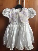 Отдается в дар Платье нарядное на девочку 1,5- 2 года