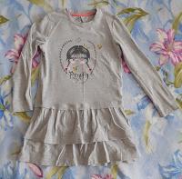 Отдается в дар Платье для девочки 5-6 лет.