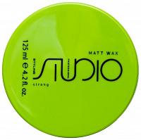 Отдается в дар Kapous Professional Воск STUDIO Professional Styling Matt Wax, сильная фиксация, 125 мл