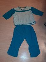 Отдается в дар Пижама/домашний костюм женский (на флисе) 48-50