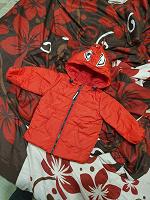 Отдается в дар Куртка на весну для мальчика
